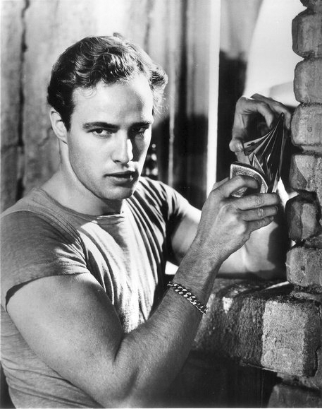 US ACTOR MARLIN BRANDO TO TURN 80 THIS WEEK